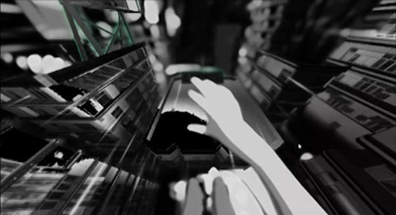 Walk the Line: a 3D, Canabalt-like project for Kinect