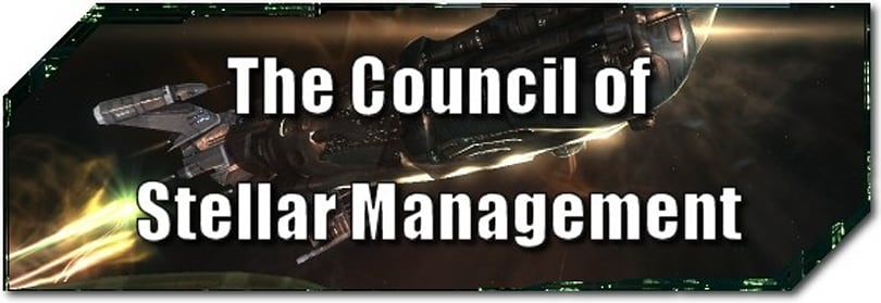EVE Evolved: The Council of Stellar Management