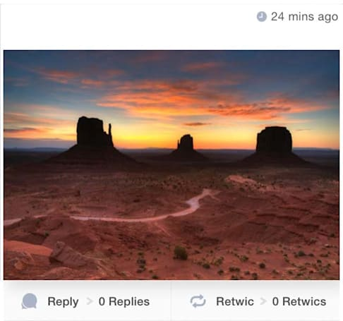 Fototwics is a well thought out photo sharing tool