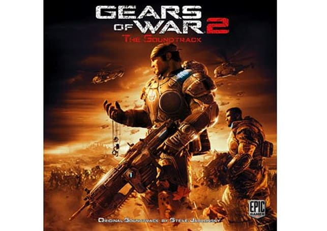 Gears of War 2 soundtrack premieres on AOL Radio