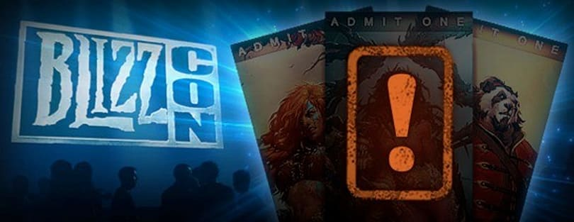 BlizzCon Benefit Dinner tickets on sale tonight