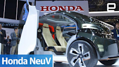 Inside Honda's money-making, AI-based NeuV concept car