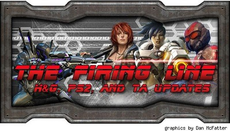 The Firing Line: PlanetSide 2, Tribes, and Heroes & Generals updates