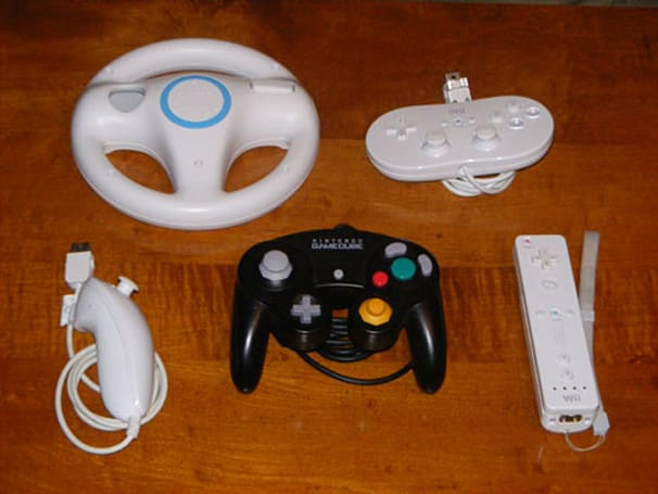 The Mario Kart Wii controller showdown