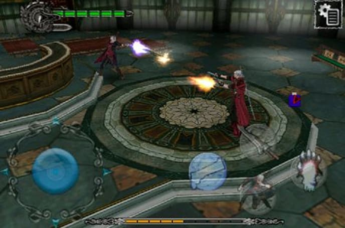 TUAW's Daily App: Devil May Cry 4 refrain