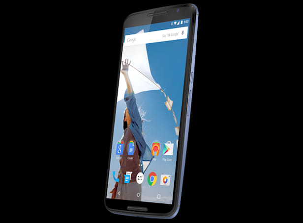 Here's what Google's giant Nexus 6 phone (probably) looks like