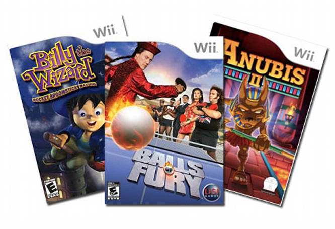 Data shows Wii games discounted fastest