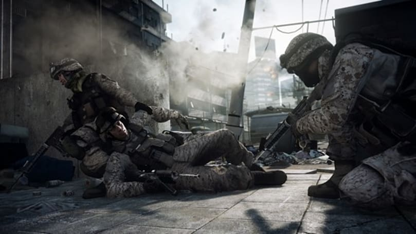 Battlefield 3 'Physical Warfare' DLC will be free to all, pre-order exclusive is timed