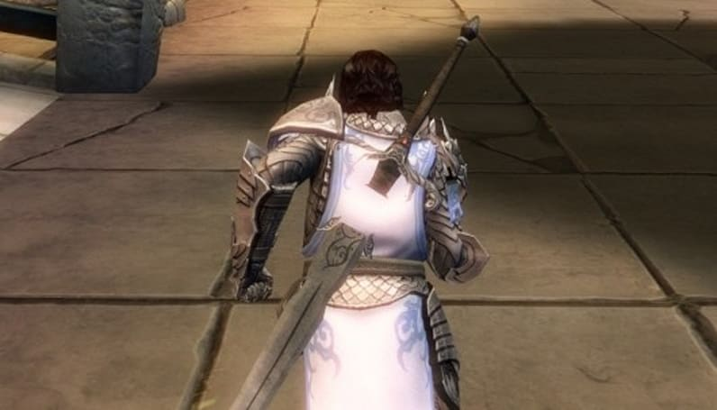 The Daily Grind: Which game has the worst armor clipping?