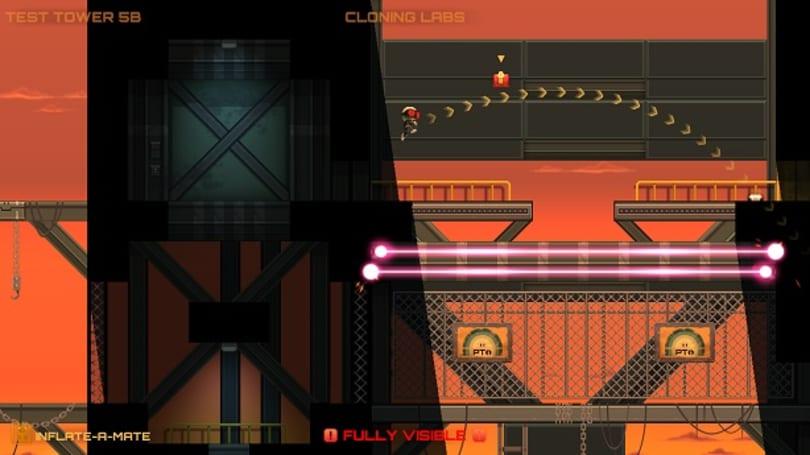 Stealth Inc 2 sneaks to Wii U eShop October 23