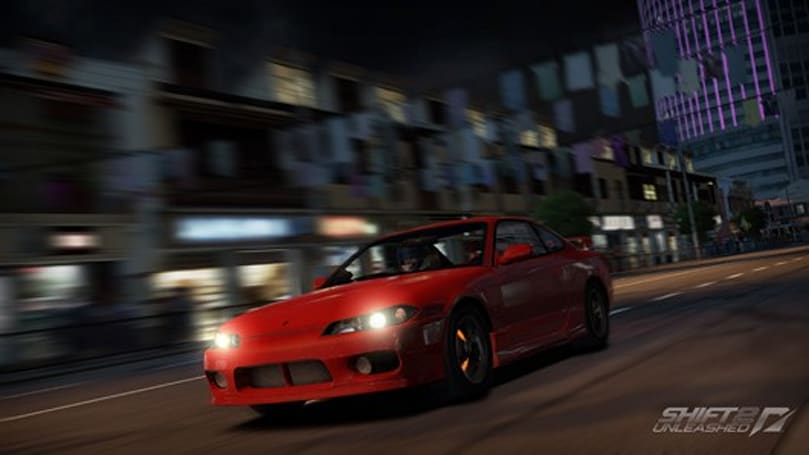Shift 2 Unleashed 'Limited Edition' buyers get three fancy cars before the rest of us
