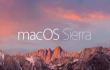 Neues macOS Sierra kommt heute heraus