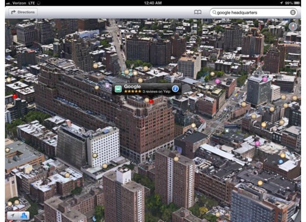 Rumors about Google Maps app for iOS intensify, claim it's still months away from launch
