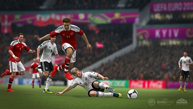 EA explains why UEFA Soccer is now FIFA 12 DLC