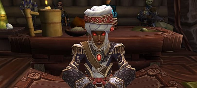 Patch 5.2: Wrathion and the legendary chain