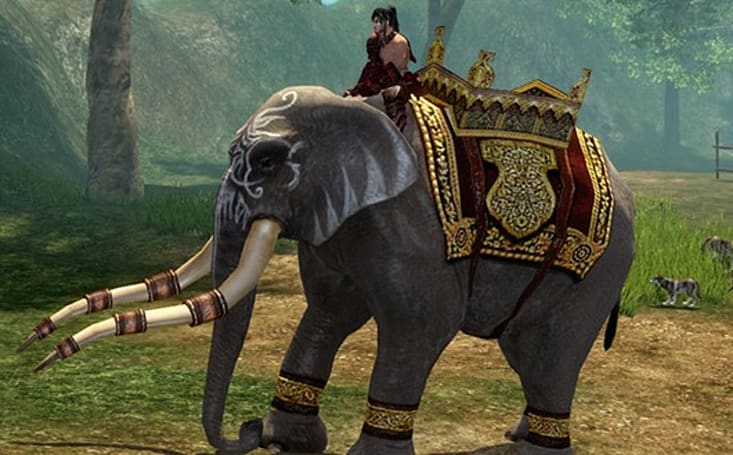 Scarlet Legacy mounts revealed in new screens and video
