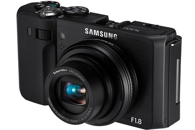 Samsung prices TL500, TL350, AQ100 and SL605 shooters