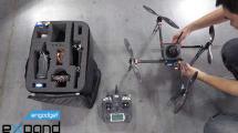 Easy Drone: Neue Drohne setzt auf modulares Design und hohe Belastbarkeit (Video)
