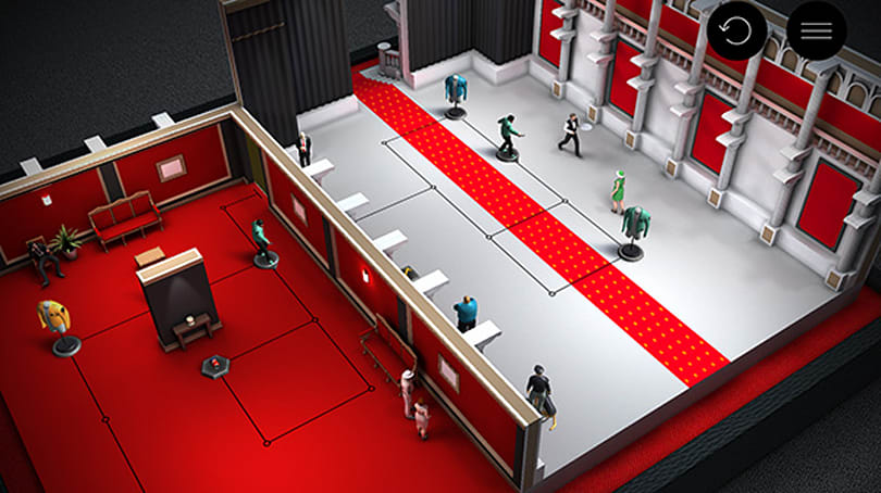 Hitman Go now accepting contracts on Android gadgets