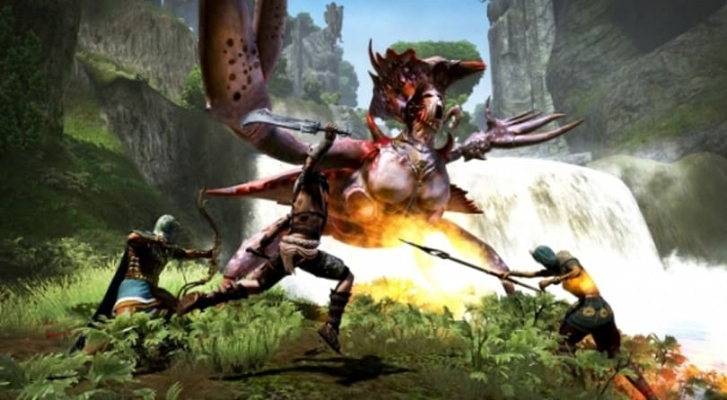 The Daily Grind: Do you prefer 'action-combat' in MMORPGs?