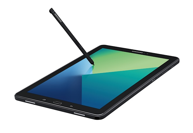 Samsung's Galaxy Tab A grows a bit, gains a pen