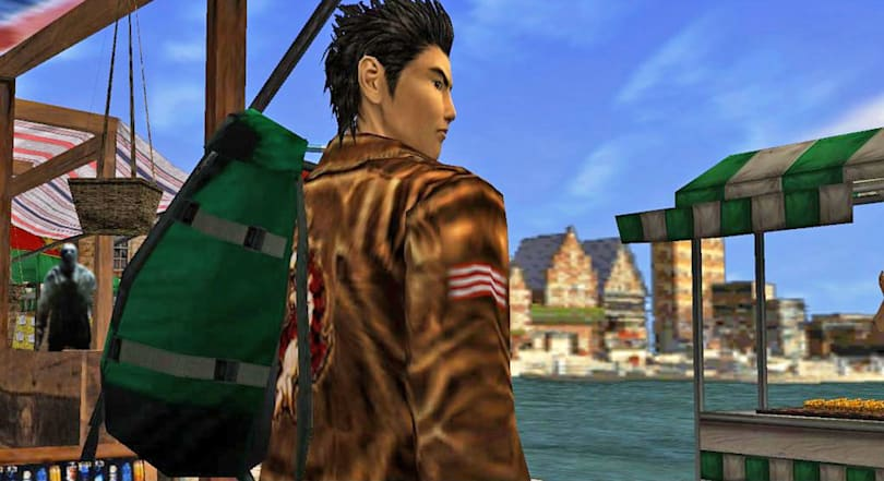 Sega is 'investigating' a 'Shenmue' HD remaster