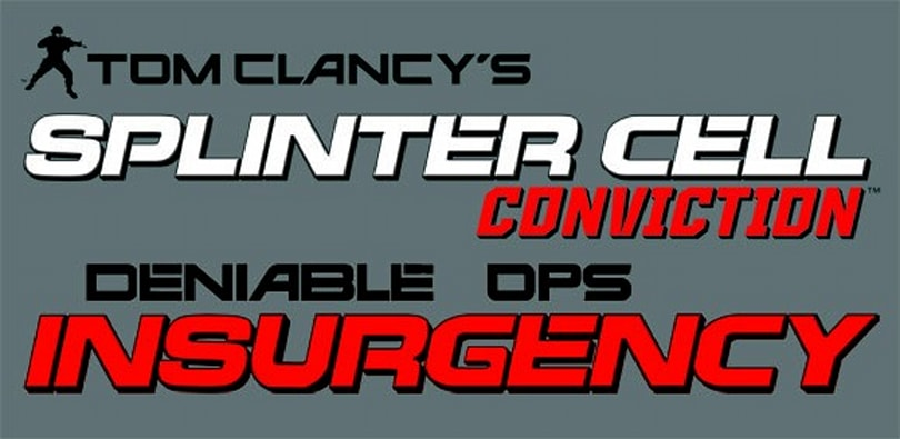 Splinter Cell: Conviction 'Insurgency Pack' coming May 27 for $10