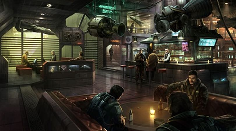 Star Citizen a 'remarkably detailed space combat sim with an equally in-depth economy'
