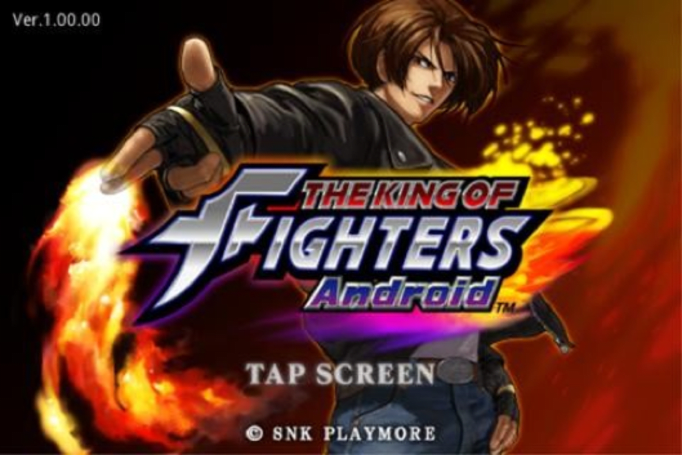 King of Fighters Android now on select Android devices for $4.99