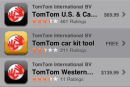 TomTom feels jolly, temporarily drops price of iPhone GPS app