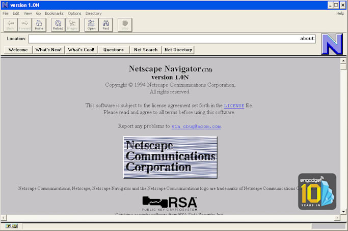 Whatever happened to Netscape?