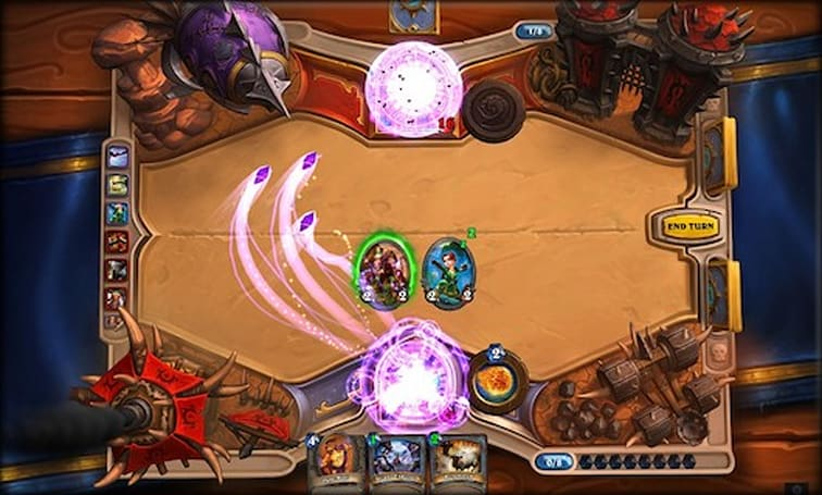 Hearthstone expansion coming 'soon,' iPhone and Android versions by end of year