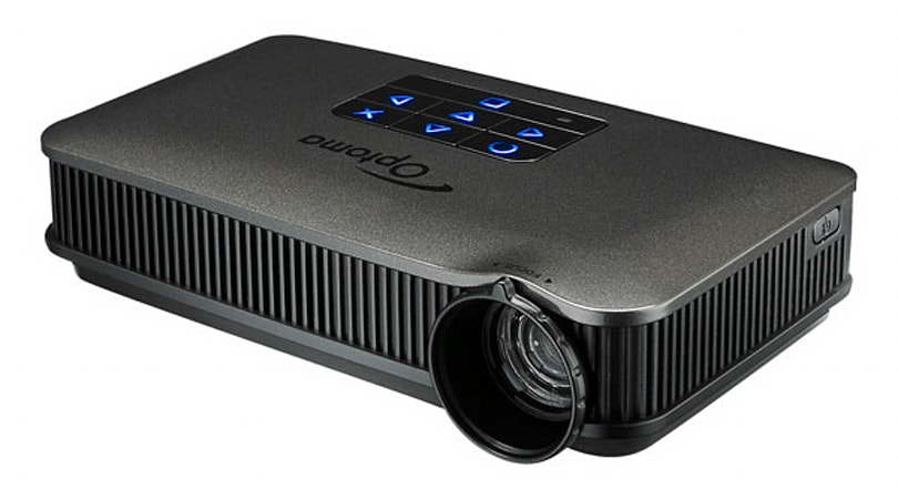 Optoma outs two tiny pico projectors, empowers execs on the go
