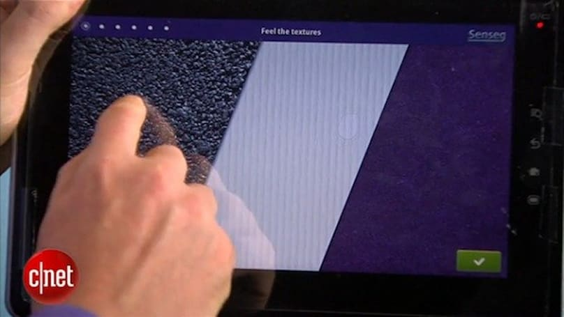 Rumor mill: Will the new iPad have a tactile display?