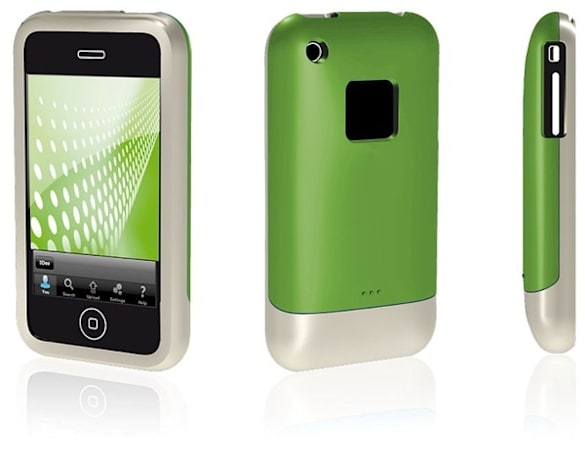 3DeeShell autostereoscopic iPhone skin now available to order