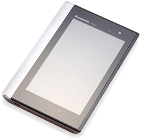 Panasonic Raboo UT-PB1 e-reader gets official, acts more like a tablet