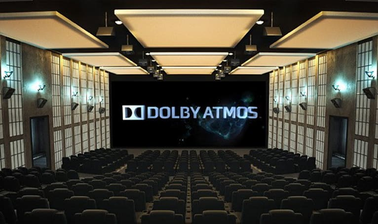 Dolby's immersive Atmos audio is coming to your living room