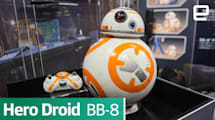 Hero droid BB-8 | First Look