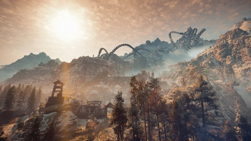 Motherhood, nature and technology in 'Horizon Zero Dawn'