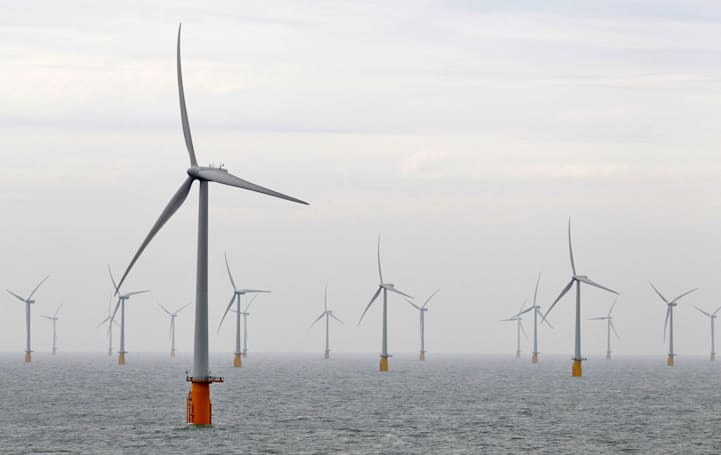 Half of UK electricity now comes from nuclear and renewables