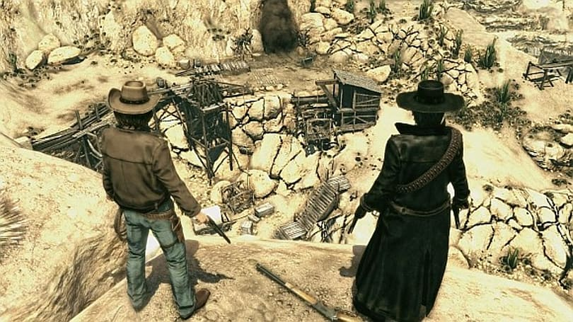 Trophies: Call of Juarez: Bound in Blood