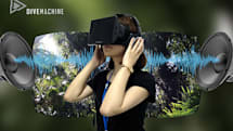 Divemachine's 3D audio tech adds motion-tracking sound to VR headsets