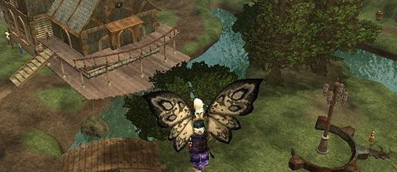 The Soapbox: Using MMOs to relax and unwind