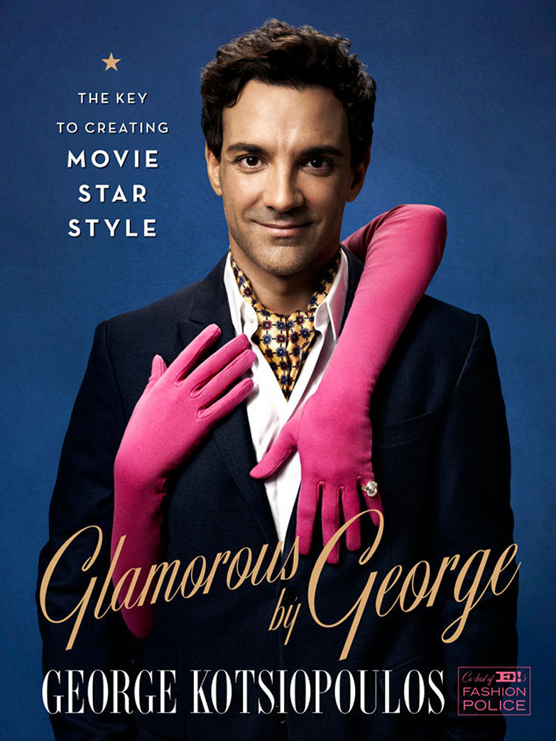 GIVEAWAY: A copy of Guest Editor George Kotsiopoulos' book 'Glamour by George'