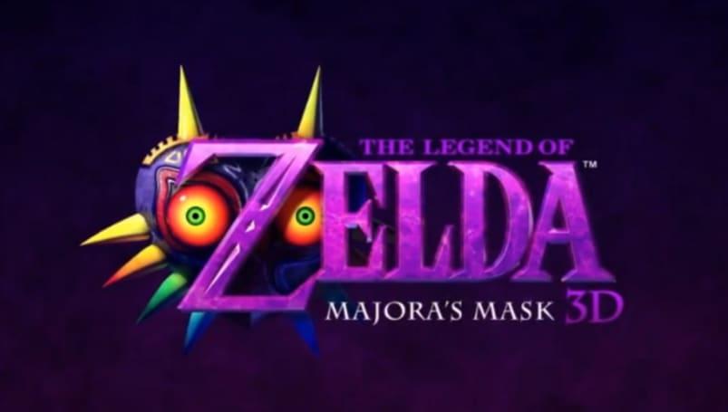 The Legend of Zelda: Majora's Mask 3D arrives in spring 2015