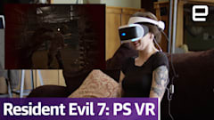 'Resident Evil 7' is the most terrifying VR game on the market
