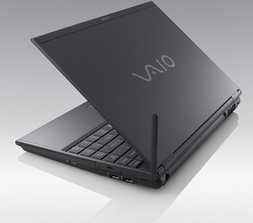 Sony adds WWAN to select SZ6 / TZ20 VAIO laptops