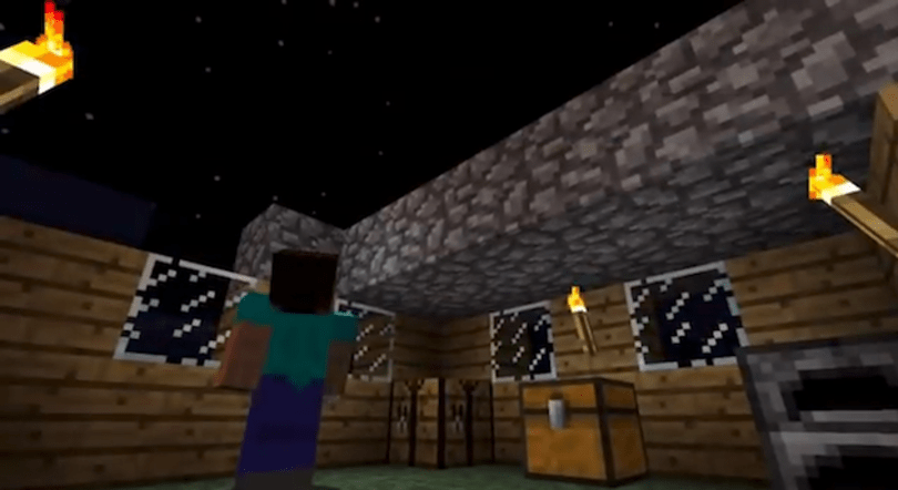Pieces might be falling into place for a Minecraft movie from Warner Bros.