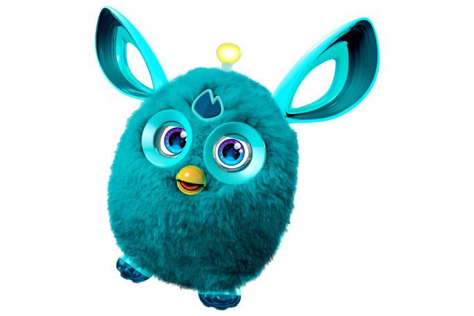 Furby gets smarter, but it's still pretty damn creepy