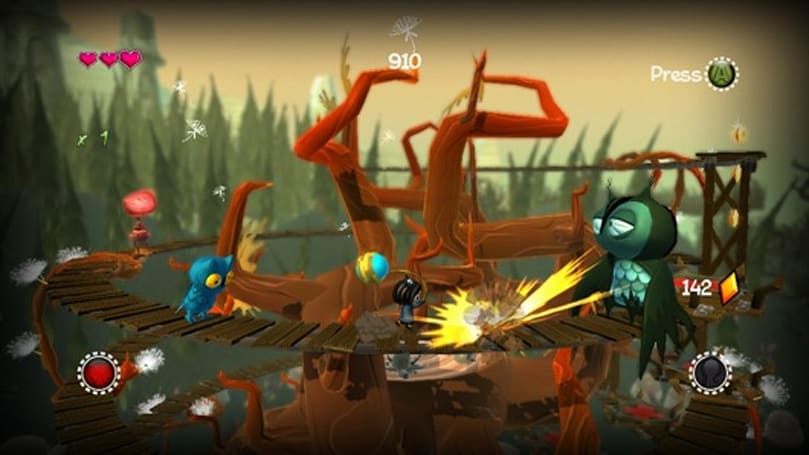 Boo: Scarygirl sneaking up on PSN and XBLA this month